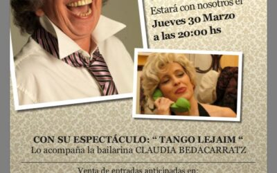Espectáculo: Tango Lejaim