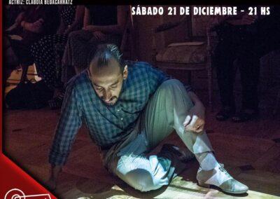 cartel torbellino de poemas tangueros