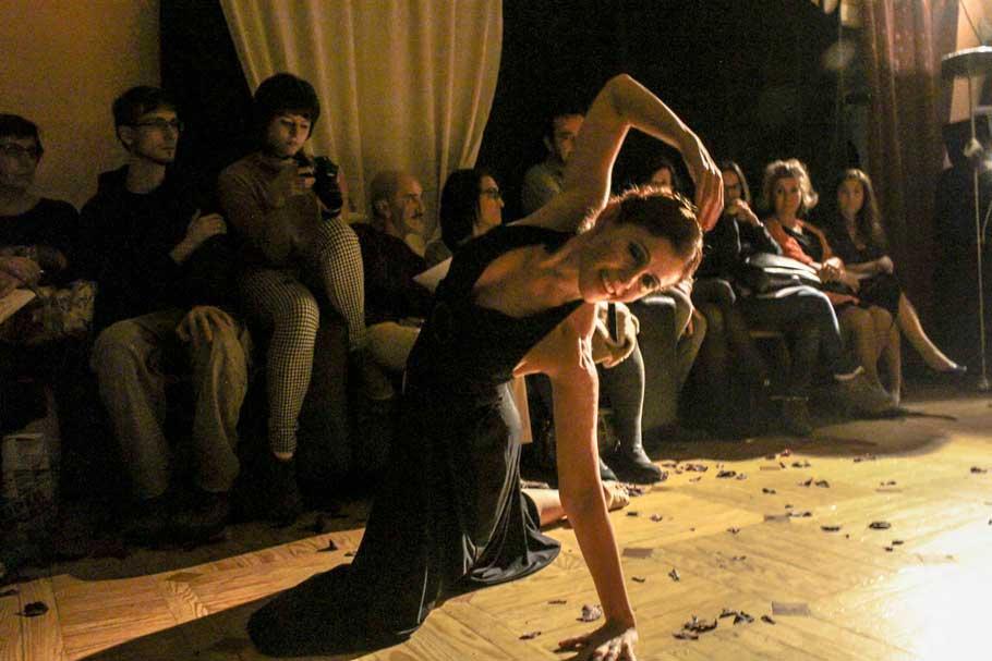 """Obra de teatro danza """"MUSEO ECLÉCTICO"""""""