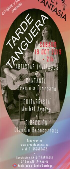 TARDE TANGUERA