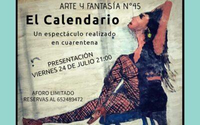El Calendario, un corto pensado y realizado en cuarentena