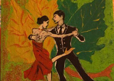 cuadros tango