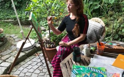 El jardín de Karin ❤️