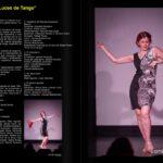 """Encuentro """"Luces de Tango"""" en revista edanza"""