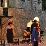 Torbellino de poemas tangueros en Navacerrada